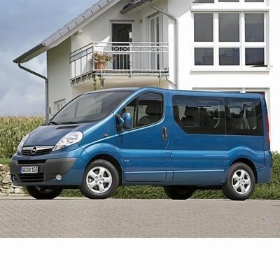 For Opel Vivaro (2006-2014) with Halogen Lamps