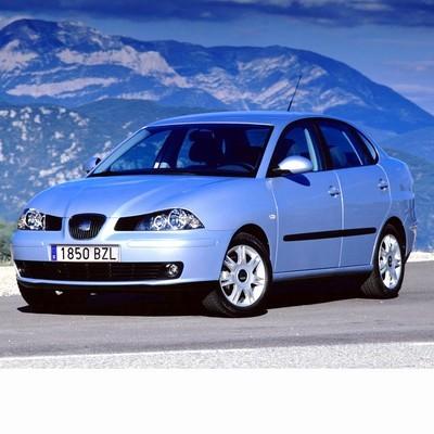 Autó izzók két halogén izzóval szerelt Seat Cordoba (2002-2009)-hoz