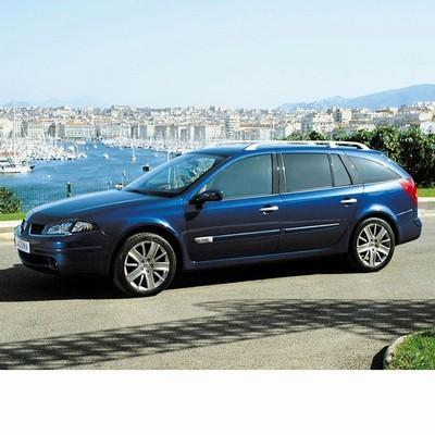 Autó izzók xenon izzóval szerelt Renault Laguna Kombi (2001-2007)-hoz