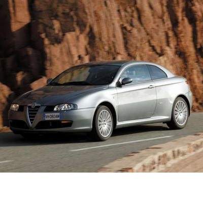 For Alfa Romeo GTs (2004-2010) with Halogen Lamps
