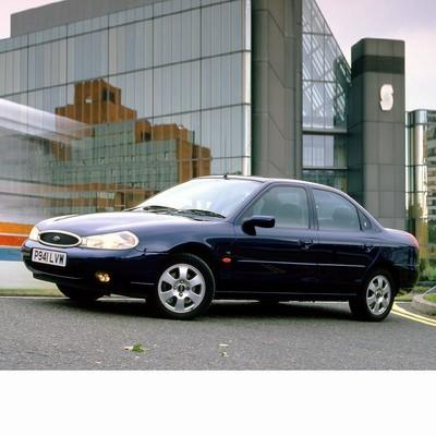 Ford Mondeo Sedan (1996-2000) autó izzó