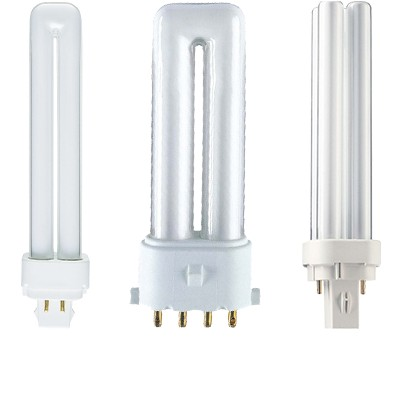 Plug-in Compact Fluorescent Lamps