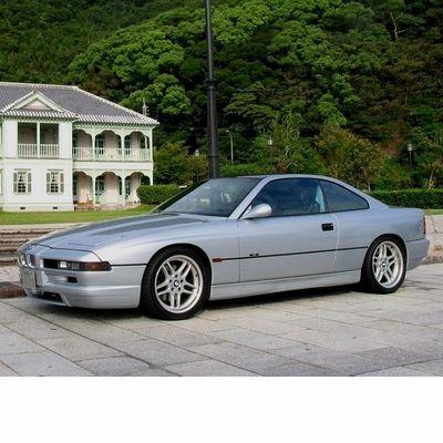 Autó izzók halogén izzóval szerelt BMW 8 (1990-1999)-hoz