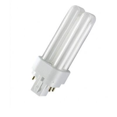 4pin-2U TC-DE kompakt fénycső (G24q)