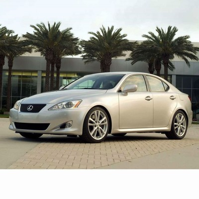 For Lexus IS (2005-2010) with Halogen Lamps