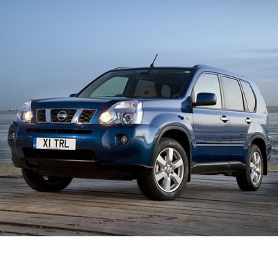 For Nissan X-Trail (2007-2010) with Halogen Lamps