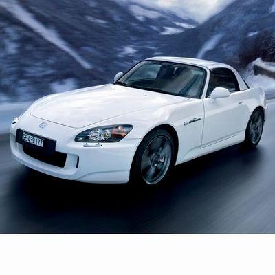 Autó izzók xenon izzóval szerelt Honda S2000 (2004-2009)-hez