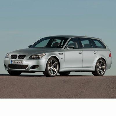 Autó izzók bi-xenon fényszóróval szerelt BMW M5 Kombi (2007-2010)-hoz
