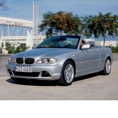 Autó izzók halogén izzóval szerelt BMW 3 Cabrio (2003-2005)-hoz