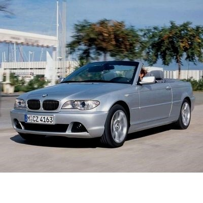 For BMW 3 Cabrio (2003-2005) with Halogen Lamps