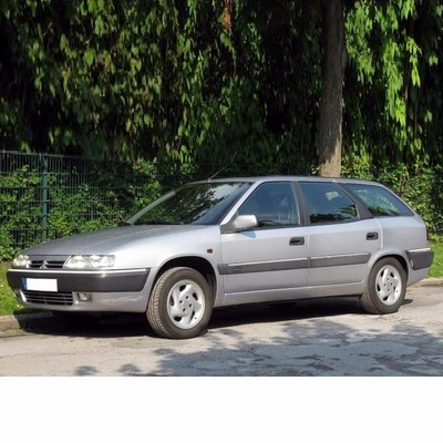 Autó izzók halogén izzóval szerelt Citroen Xantia Break (1995-1998)-hez
