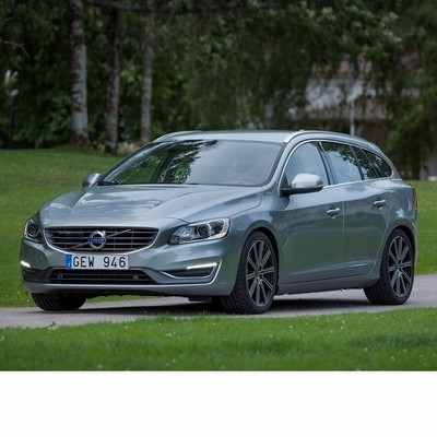 For Volvo V60 after 2014 with Halogen Lamps