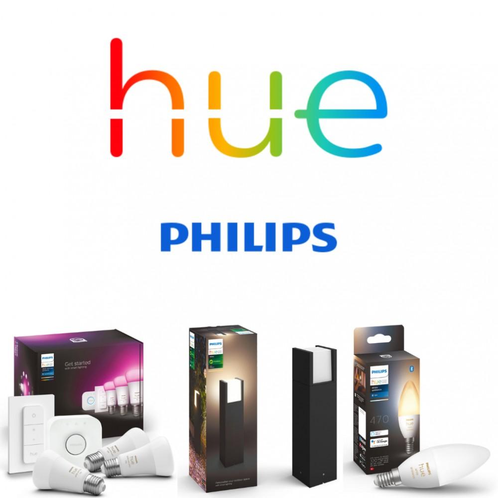 PHILIPS HUE wireless lighting