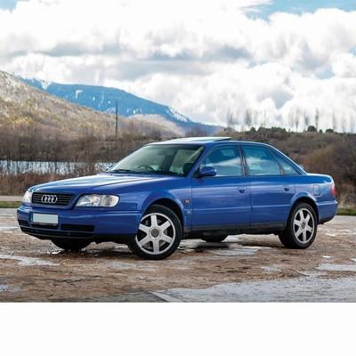 Autó izzók xenon izzóval szerelt Audi A6 (1994-1997)-hoz