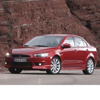 Autó izzók a 2007 utáni halogén izzóval szerelt Mitsubishi Lancer-hez
