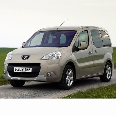 For Peugeot Partner after 2008 with Halogen Lamps