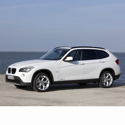 For BMW X1 (E84) after 2009 with Halogen Lamps