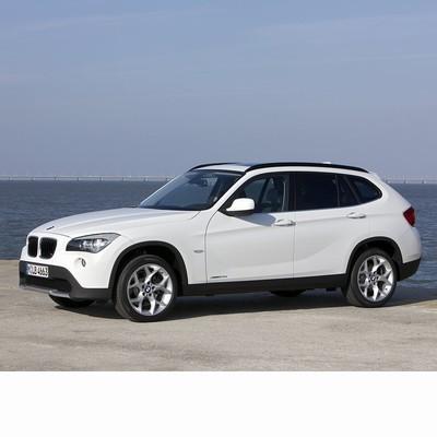 Autó izzók a 2009 utáni halogén izzóval szerelt BMW X1 (E84)-hez
