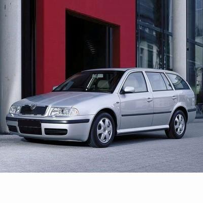 Autó izzók halogén izzóval szerelt Skoda Octavia Kombi (2001-2010)-hoz
