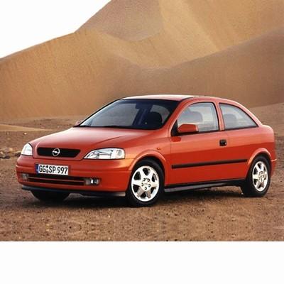 Opel Astra G (1998-2004) autó izzó