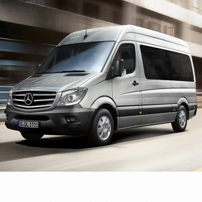 For Mercedes Sprinter after 2012 with Bi-Xenon Lamps