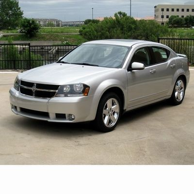 For Dodge Avenger after 2007 with Halogen Lamps