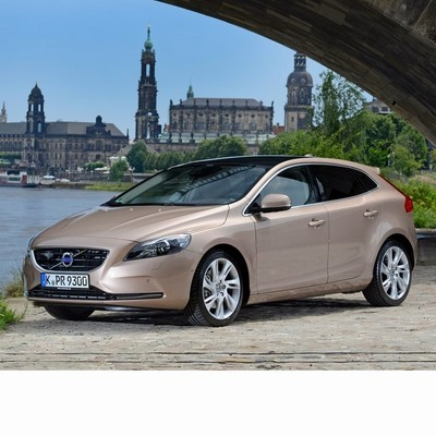 For Volvo V40 after 2012 with Halogen Lamps