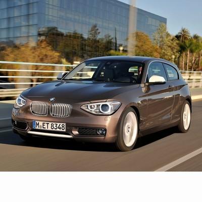 Autó izzók a 2012 utáni halogén izzóval szerelt BMW 1 (F21)-hez