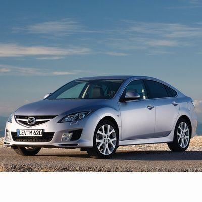 Mazda 6 (2008-2013) autó izzó