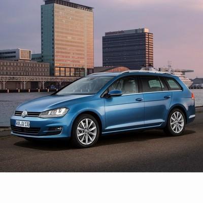 Volkswagen Golf VII Variant (2013-) autó izzó