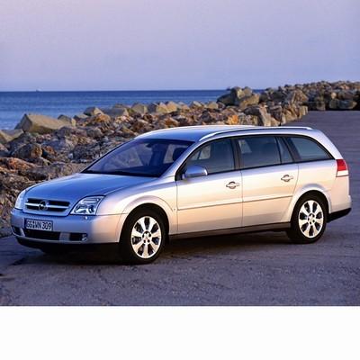 Autó izzók halogén izzóval szerelt Opel Vectra C Kombi (2002-2005)-hoz