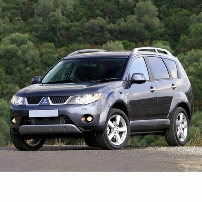 For Mitsubishi Outlander (2006-2012) with Halogen Lamps
