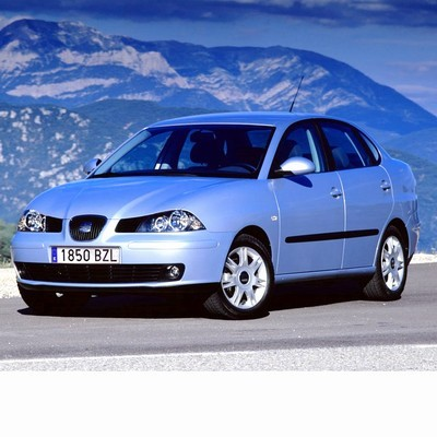 For Seat Cordoba (2002-2009) with Xenon Lamps