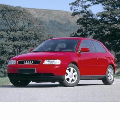 Autó izzók halogén izzóval szerelt Audi A3 (1997-2003)-hoz