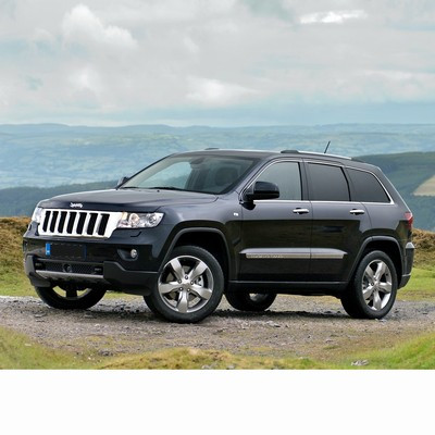 Autó izzók a 2010 utáni bi-xenon fényszóróval szerelt Jeep Grand Cherokee-hoz