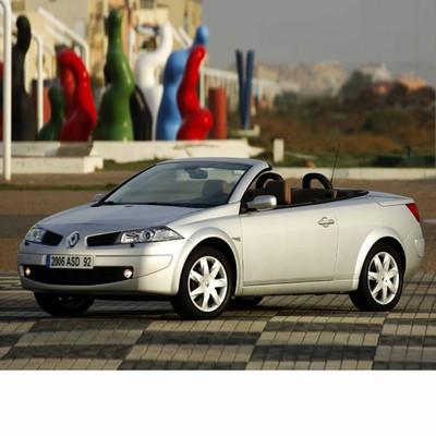 Renault Megane Coupe (2003-2008) autó izzó