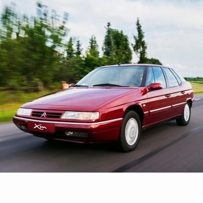 Autó izzók halogén izzóval szerelt Citroen XM (1994-2000)-hez