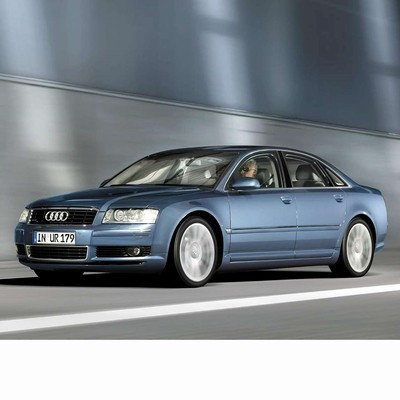 Audi A8 (4E) 2002