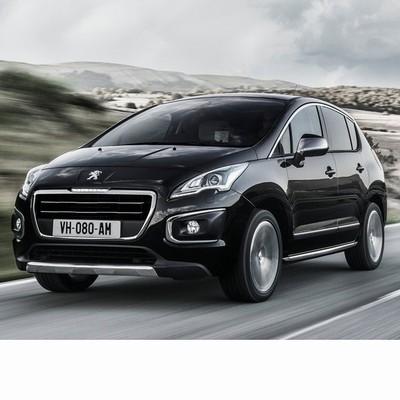 Autó izzók a 2012 utáni bi-xenon fényszóróval szerelt Peugeot 3008-hoz