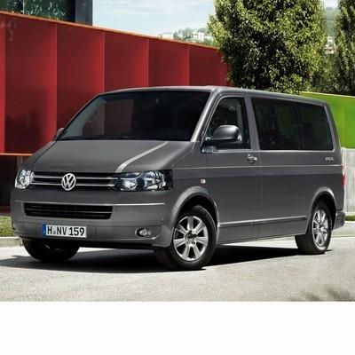 Autó izzók a 2010 utáni két halogén izzóval szerelt Volkswagen Multivan T5-höz