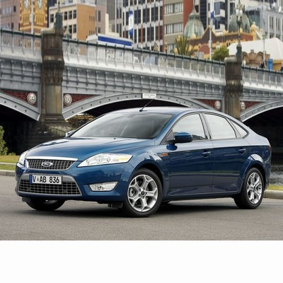 For Ford Mondeo Sedan (2007-2014) with Halogen Lamps