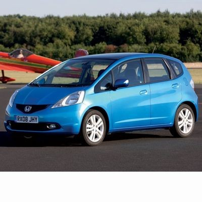 For Honda Jazz (2008-2014) with Halogen Lamps
