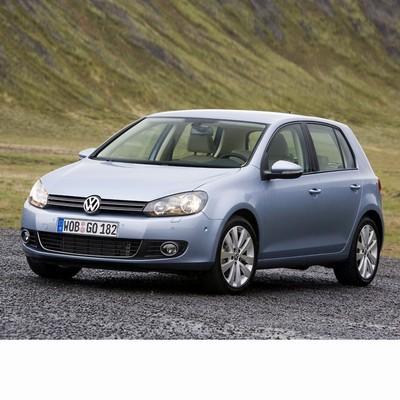 For Volkswagen Golf VI (2009-2013) with Halogen Lamps
