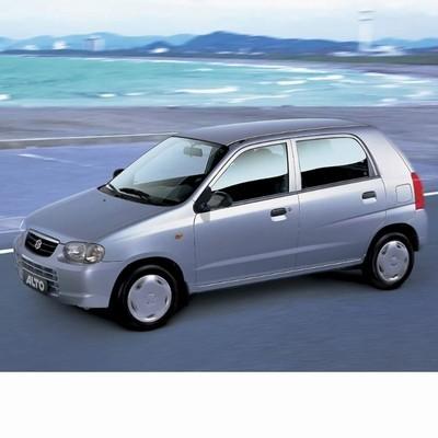 Autó izzók halogén izzóval szerelt Suzuki Alto (2000-2009)-hoz