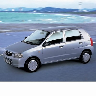 For Suzuki Alto (2000-2009) with Halogen Lamps