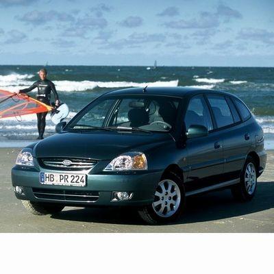 Autó izzók halogén izzóval szerelt Kia Rio (2000-2005)-hoz