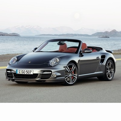For Porsche 911 Cabrio (2008-2012) with Halogen Lamps