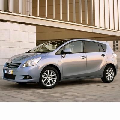 Autó izzók a 2009 utáni halogén izzóval szerelt Toyota Verso-hoz