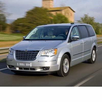 Autó izzók a 2008 utáni xenon izzóval szerelt Chrysler Grand Voyager-höz