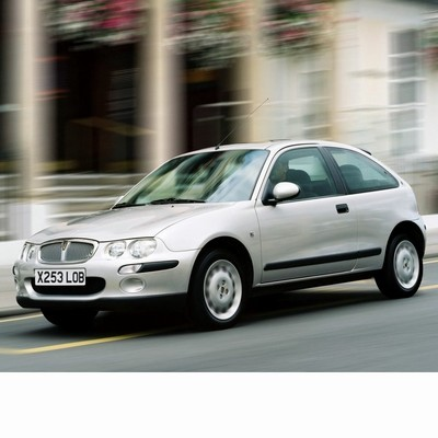 For Rover 25 (1999-2005) with Halogen Lamps